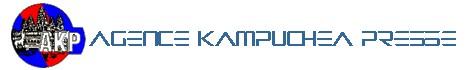 agence kampuchea presse logo