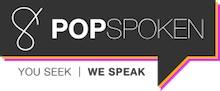 popspoken logo