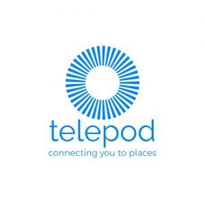 telepod logo
